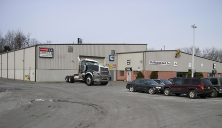 Maps Amp Hours Of Our Truck Dealership Locations Gabrielli